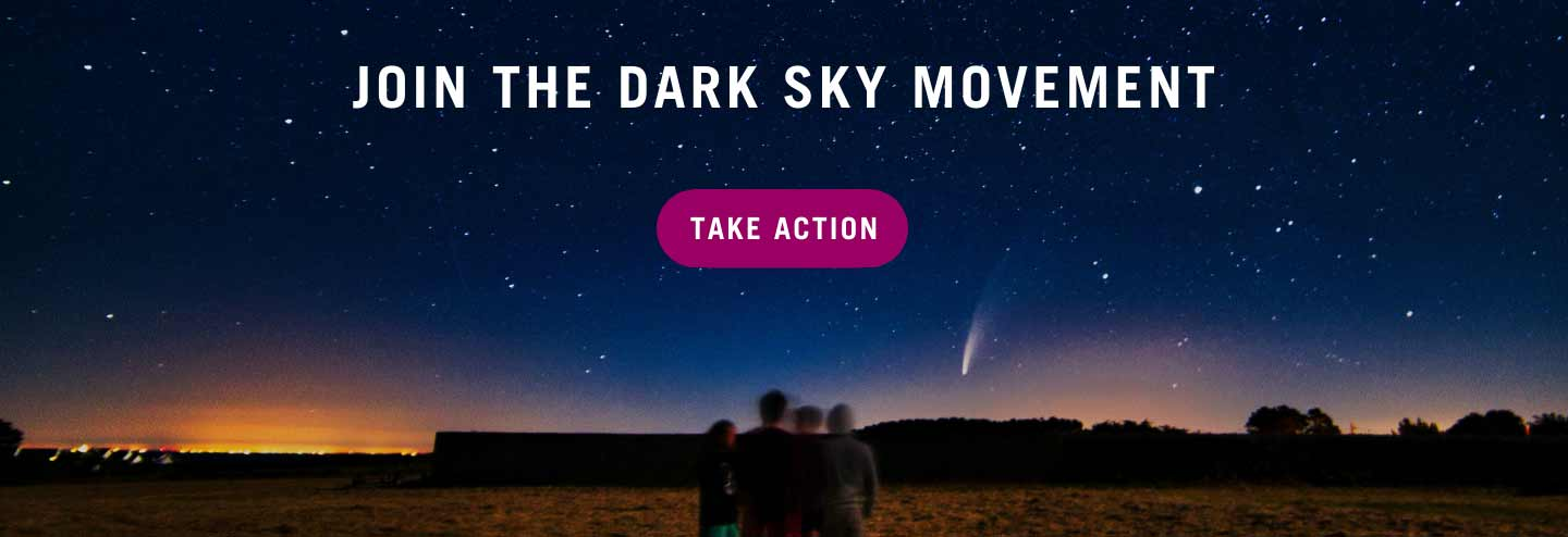 Join the Dark Sky movement