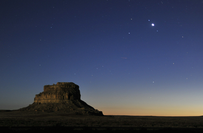 Chaco Culture National Historical Park U S