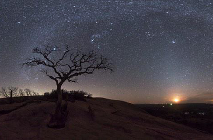 Enchanted Rock State Natural Area U S
