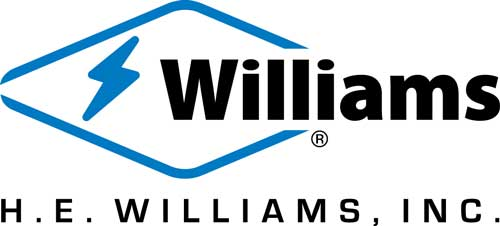 HE Williams Logo