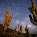"""Saving the Desert's Dark Skies""; A Sixth Grader's Poem Defending the Night Skies"