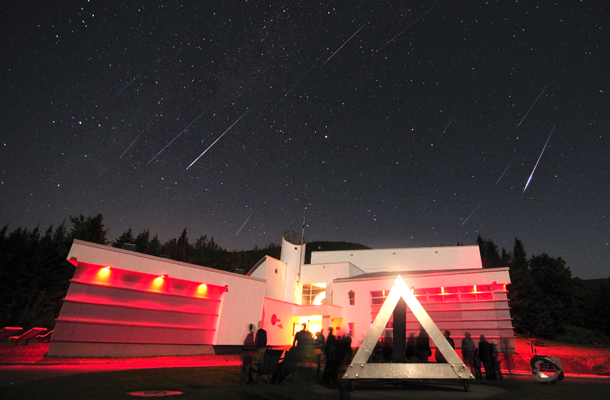 Tips For Viewing This Week's Perseid Meteor Shower Image