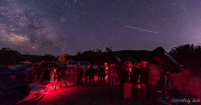 Black Canyon of the Gunnison National Park Receives International Dark Sky Park Designation Image
