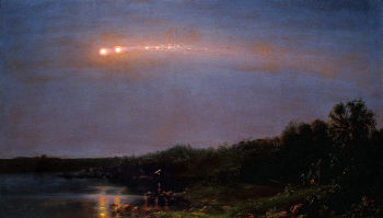 Frederic Edwin Church, 1860 (Image courtesy of Judith Filenbaum Hernstadt)
