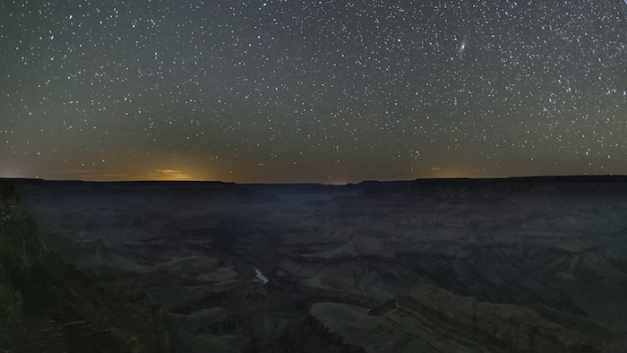 The Grand Canyon-Parashant National Monument, an International Dark Sky Park in Arizona. Credit: Bureau of Land Management via Flickr (CC).