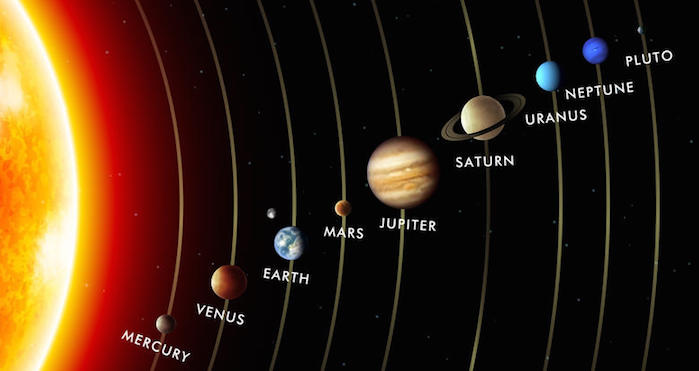 5 Planets Align in Celestial Treat Image