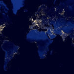Eyes In The Sky: Exploring Global Light Pollution With Satellite Maps Thumbnail