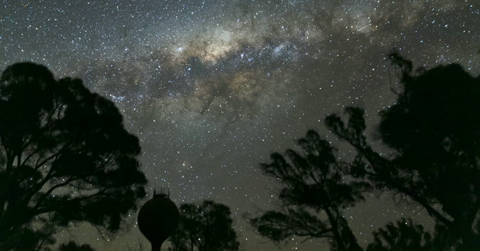 First Dark Sky Park in Australia Designated Image