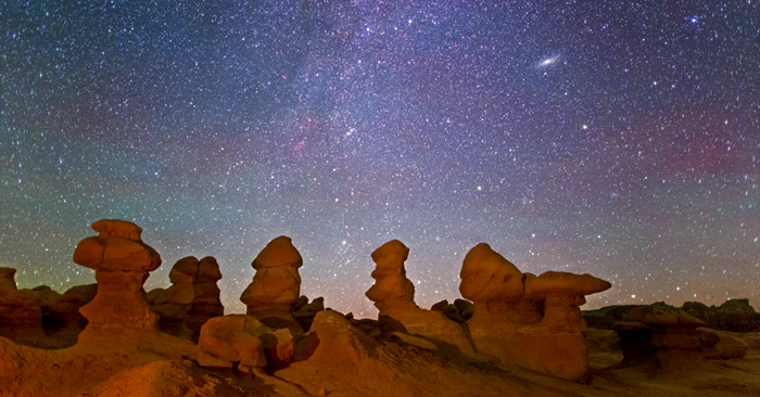 Second Utah State Park Named IDA Dark Sky Park Image