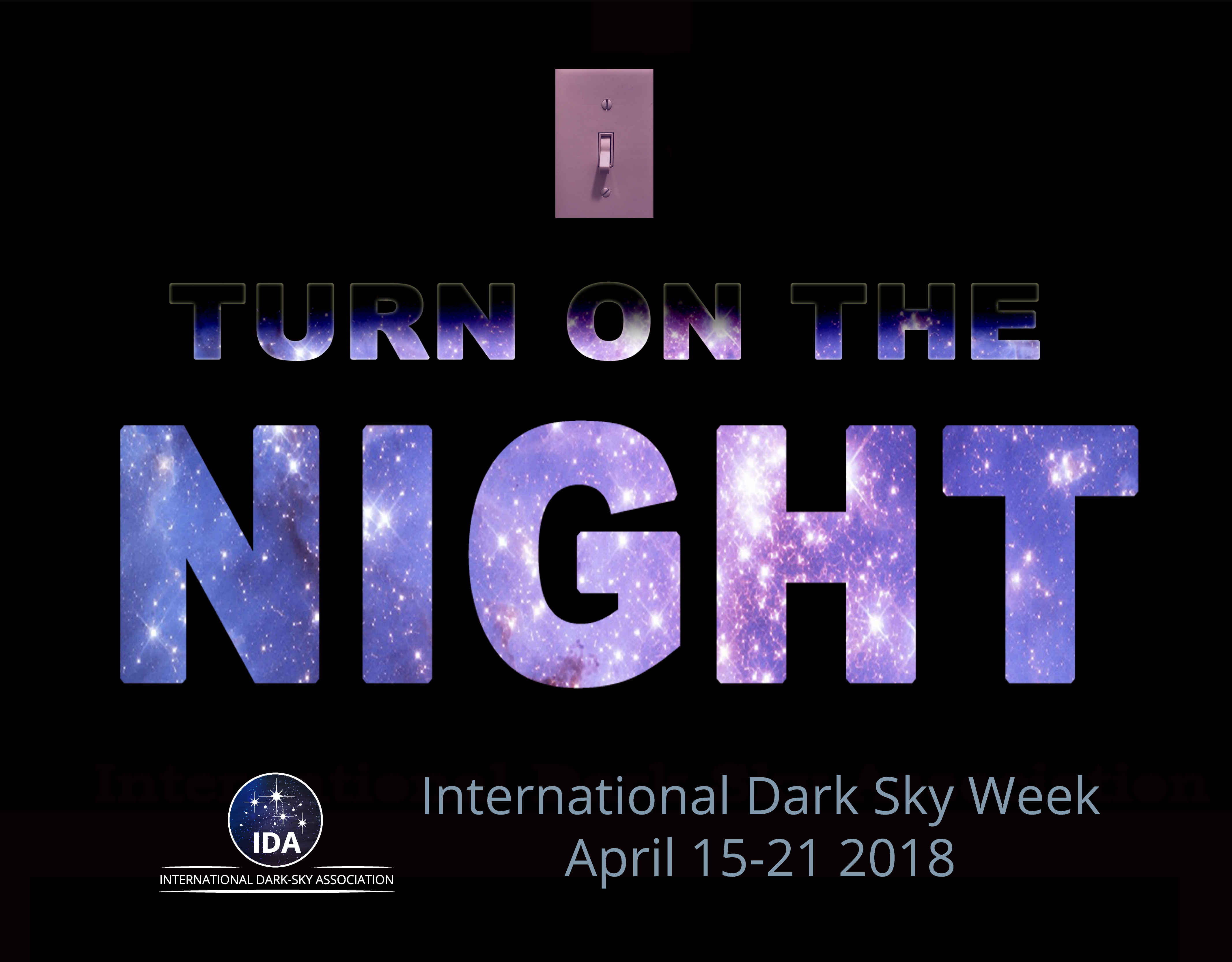 International Dark Sky Week 2018 Image