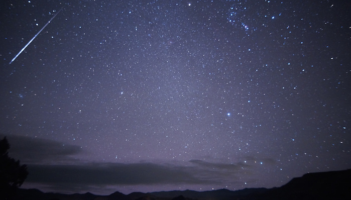Don't Miss the Orionid Meteor Shower! Image