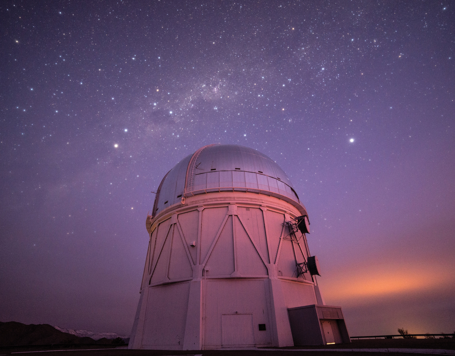Press Release: Protecting Dark Skies for Astronomy and Life Image