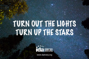 Marching for Science? Download IDA's FREE Light Pollution
