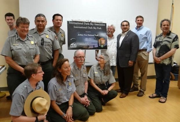Joshua Tree National Park Celebrates Designation as an International Dark Sky Park Image