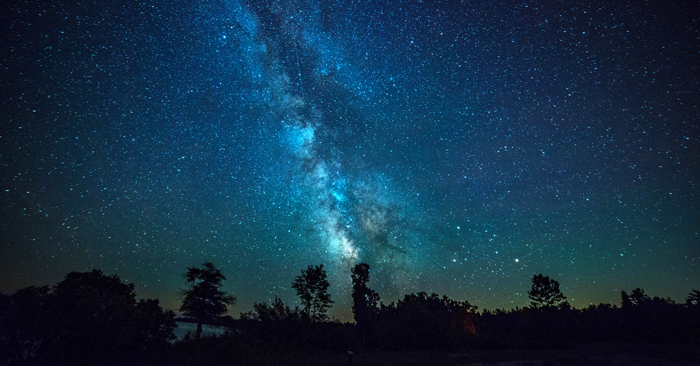 Newport State Park Designated Wisconsin's First International Dark Sky Park Image