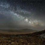 Bodmin Moor First UK Area Of Outstanding Natural Beauty To Achieve IDA Dark Sky Park Status