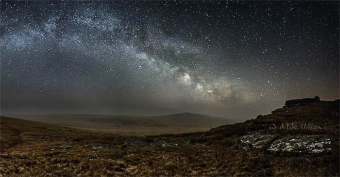 Bodmin Moor First UK Area Of Outstanding Natural Beauty To Achieve IDA Dark Sky Park Status Image