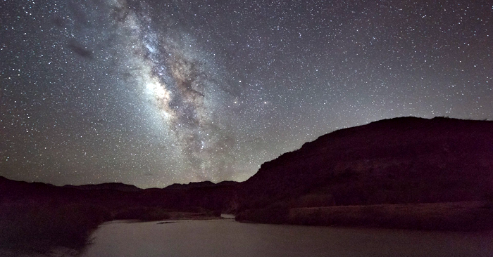 Big Bend Ranch State Park Named World's Newest International Dark Sky Park Image