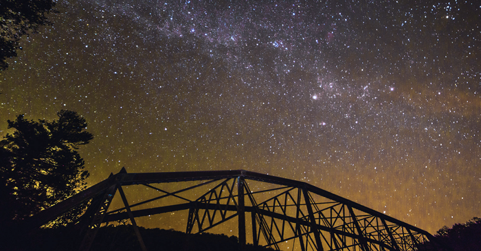 Obed Wild and Scenic River Becomes an IDA International Dark Sky Park Thumbnail