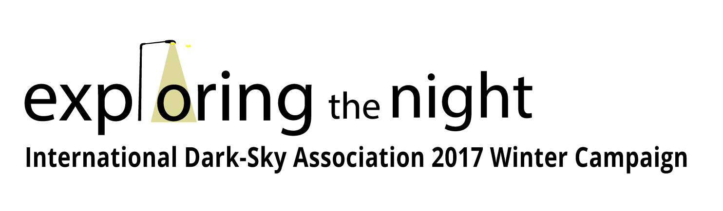 Exploring the Night: Winter Fundraising Campaign Image
