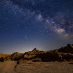 Anza-Borrego Desert State Park Recognized as an International Dark Sky Park