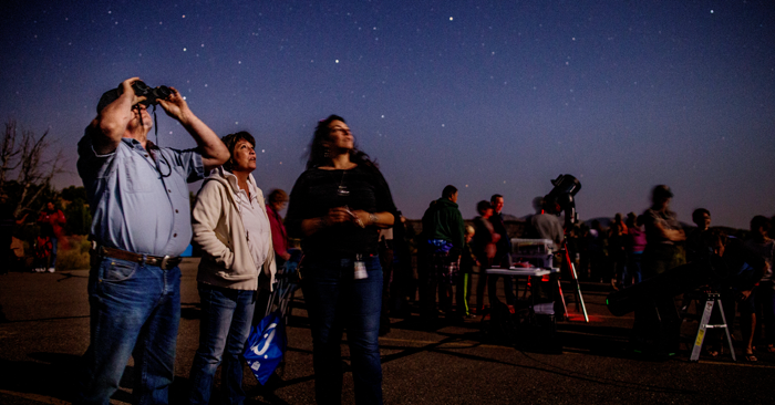 Utah's Steinaker State Park Becomes World's Newest International Dark Sky Park Image