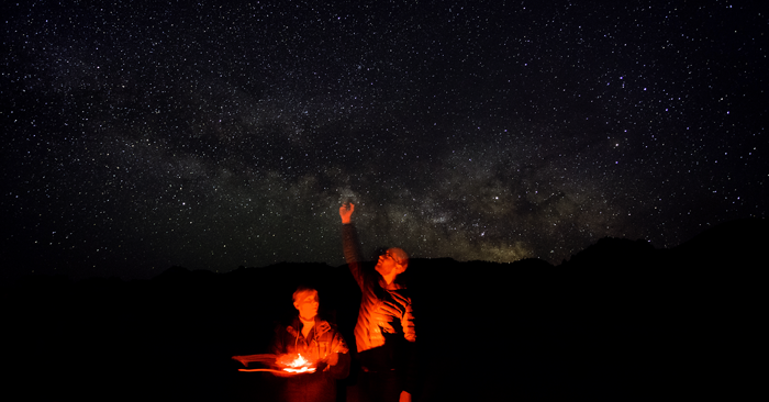 Town of Torrey Earns Utah's First International Dark Sky Community Designation Image