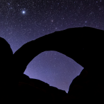 Rainbow Bridge National Monument Designated World's 4th International Dark Sky Sanctuary