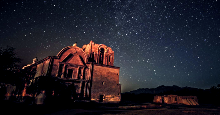 Tumacácori National Historical Park Becomes 100th Designated International Dark Sky Place Image