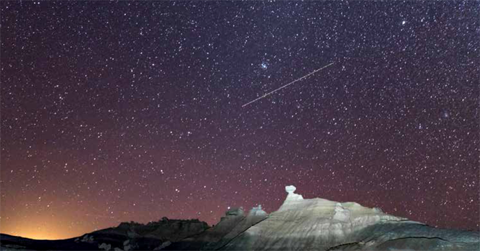 Arizona's Petrified Forest National Park Becomes World's Newest International Dark Sky Park Image