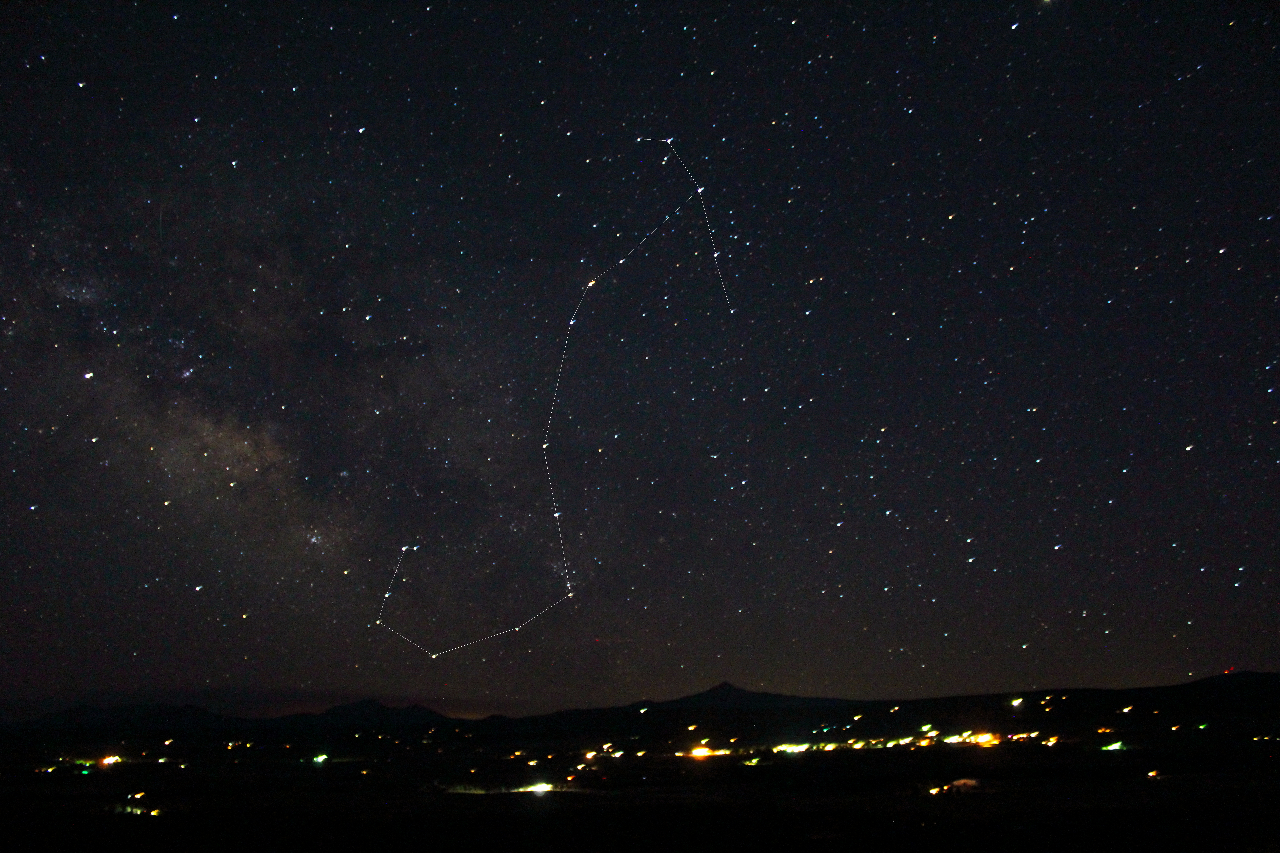 Small Western Colorado Town Receives International Recognition for Dark Sky Image