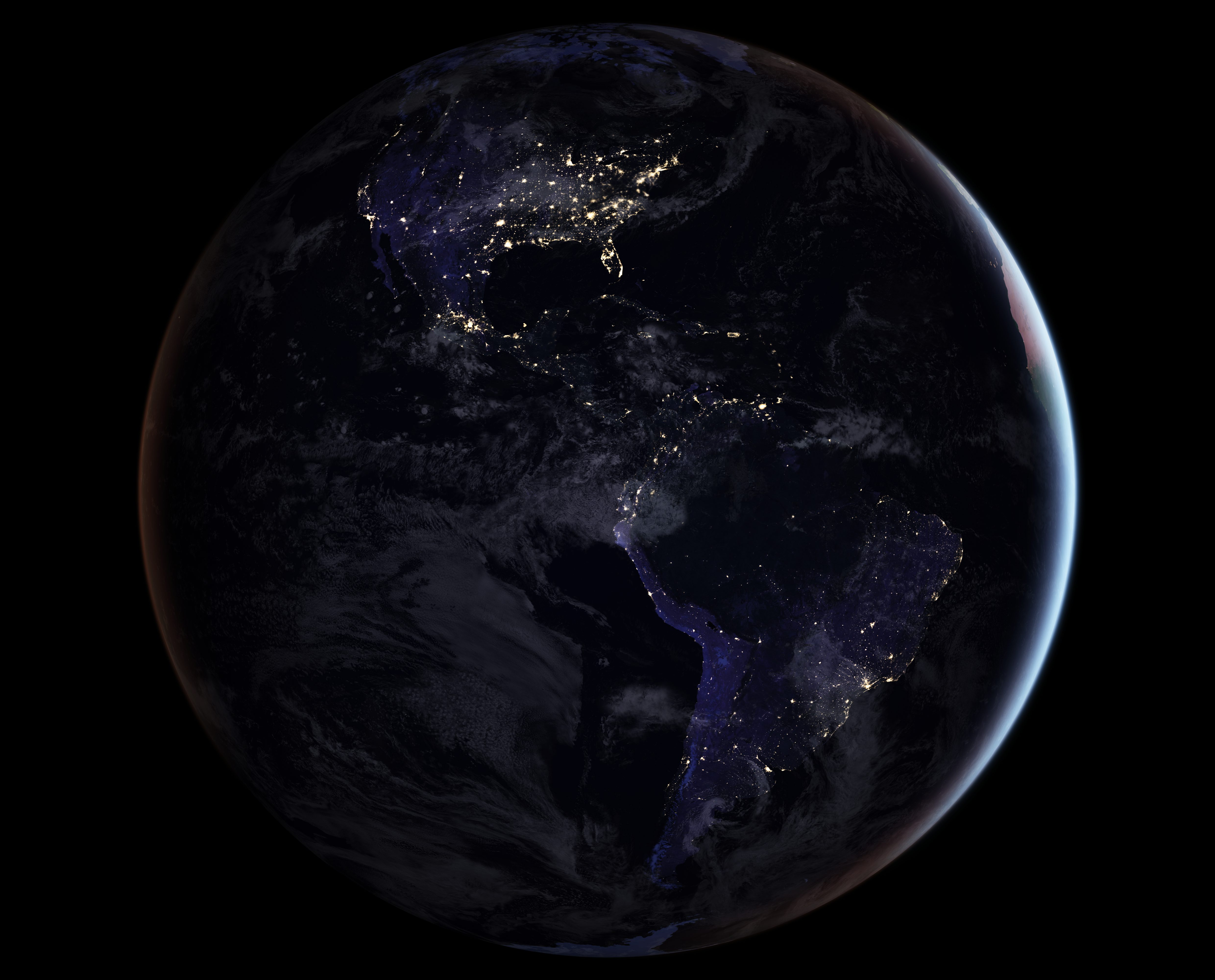 Protect Our Species from Light Pollution this Earth Day Image