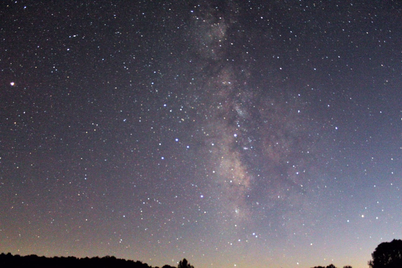 Buffalo National River Recognized for its Exceptional Dark Sky Image