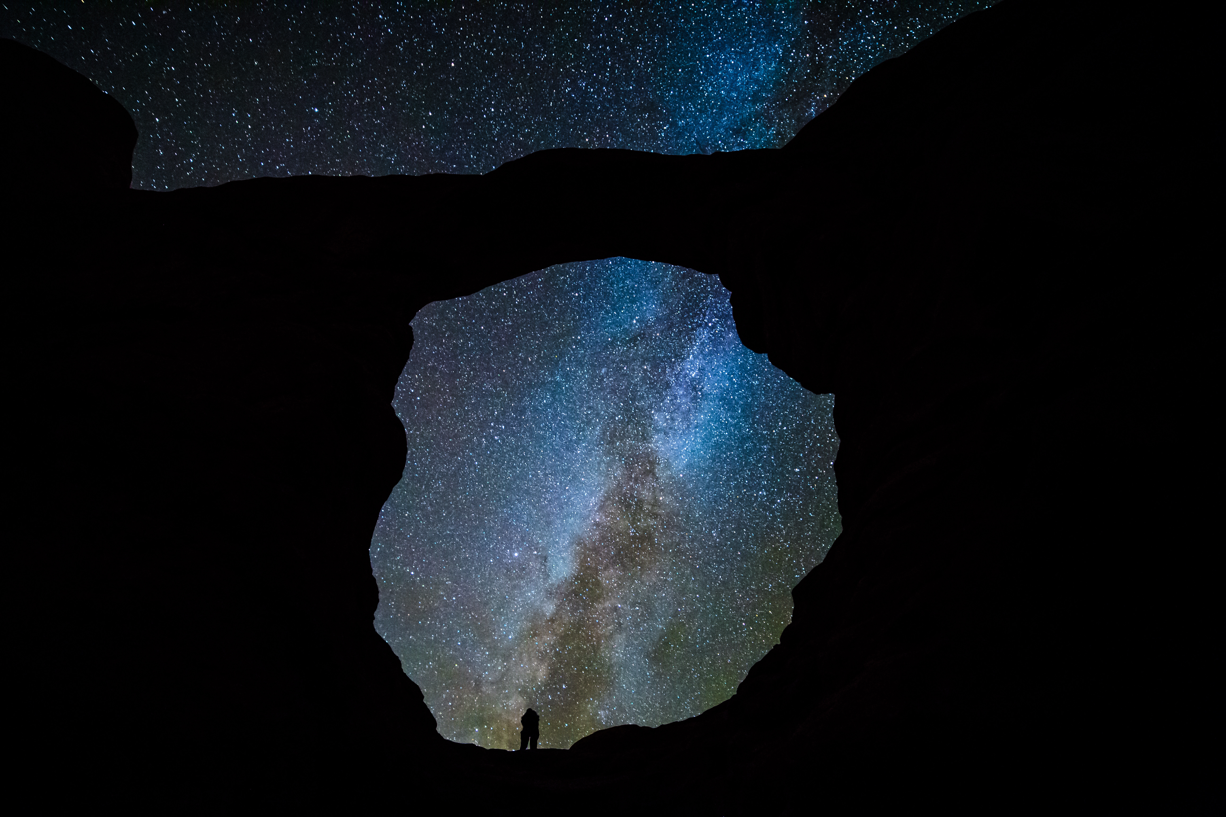 Arches National Park Certified as an International Dark Sky Park  Thumbnail