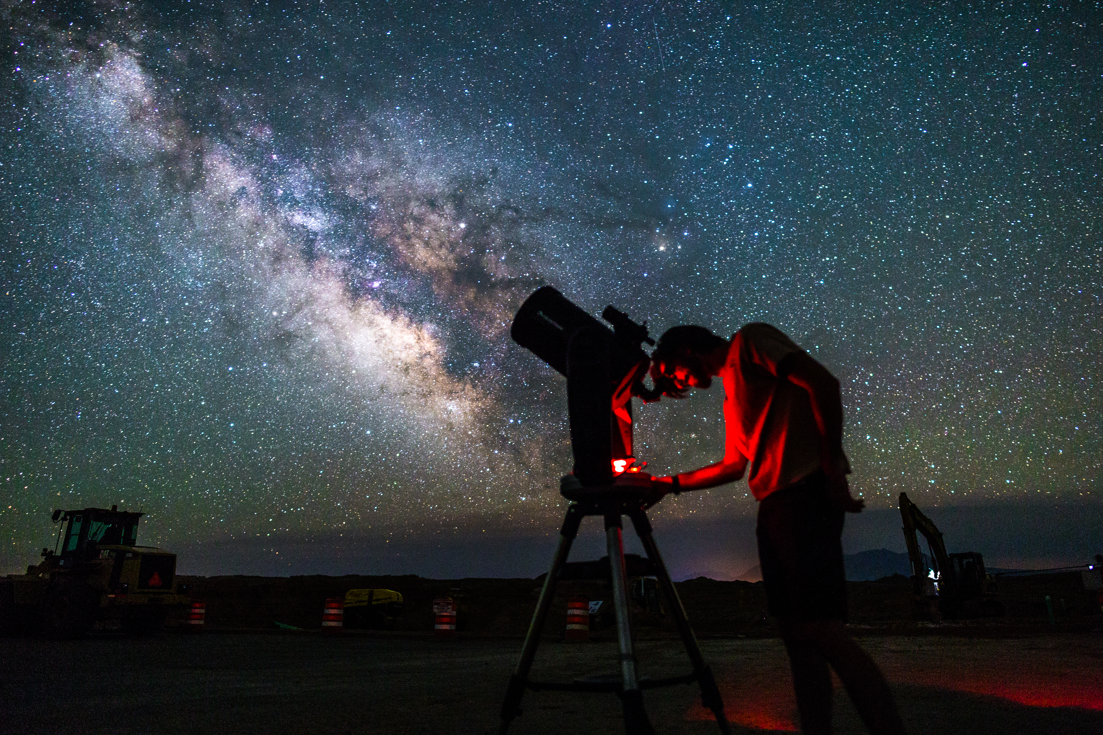 University of Utah Launches First-Ever Journal of Dark Sky Studies Image