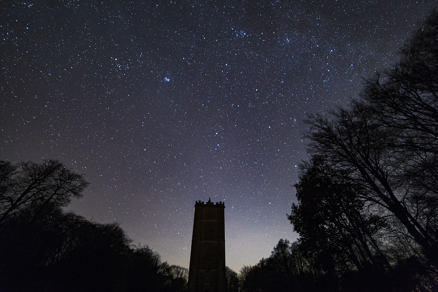 Cranborne Chase, UK, Designated as International Dark Sky Reserve Image