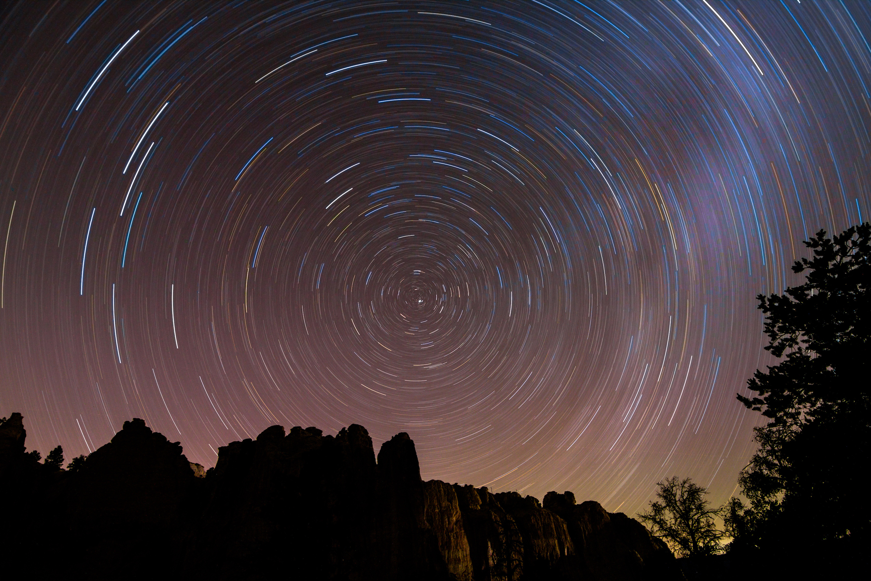 El Morro National Monument Certified as an International Dark Sky Park Image