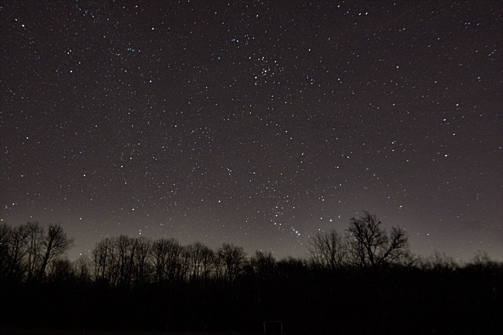 Dr. T.K. Lawless Park, Michigan, Designated International Dark Sky Park Thumbnail