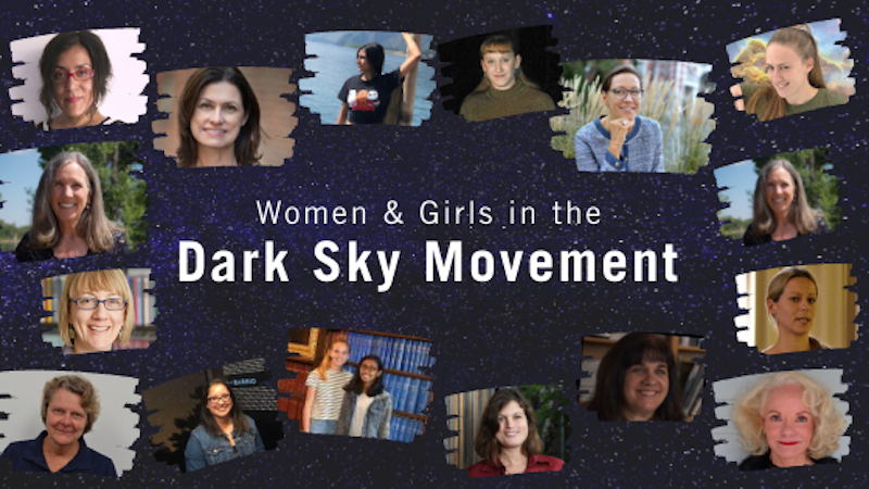 Women and Girls in the Dark Sky Movement Thumbnail
