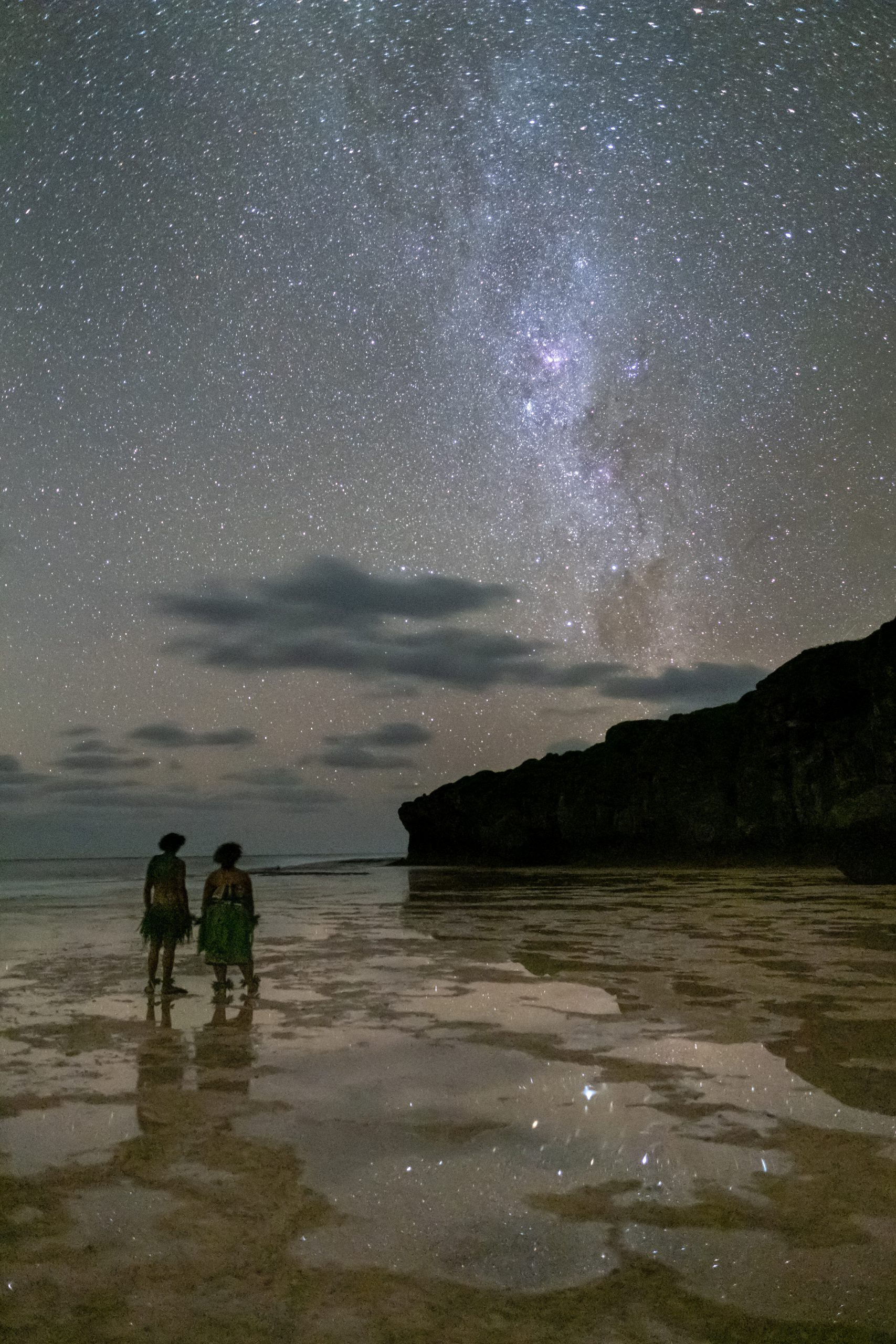 Niue is World's First Country to Become a Dark Sky Place Image