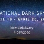"April's International Dark Sky Week Urges Homebound Families to ""Look Up Together"" Thumbnail"