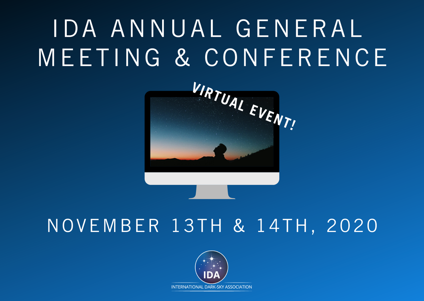 Save the Date – IDA 2020 *Virtual* Annual General Meeting & Conference Image