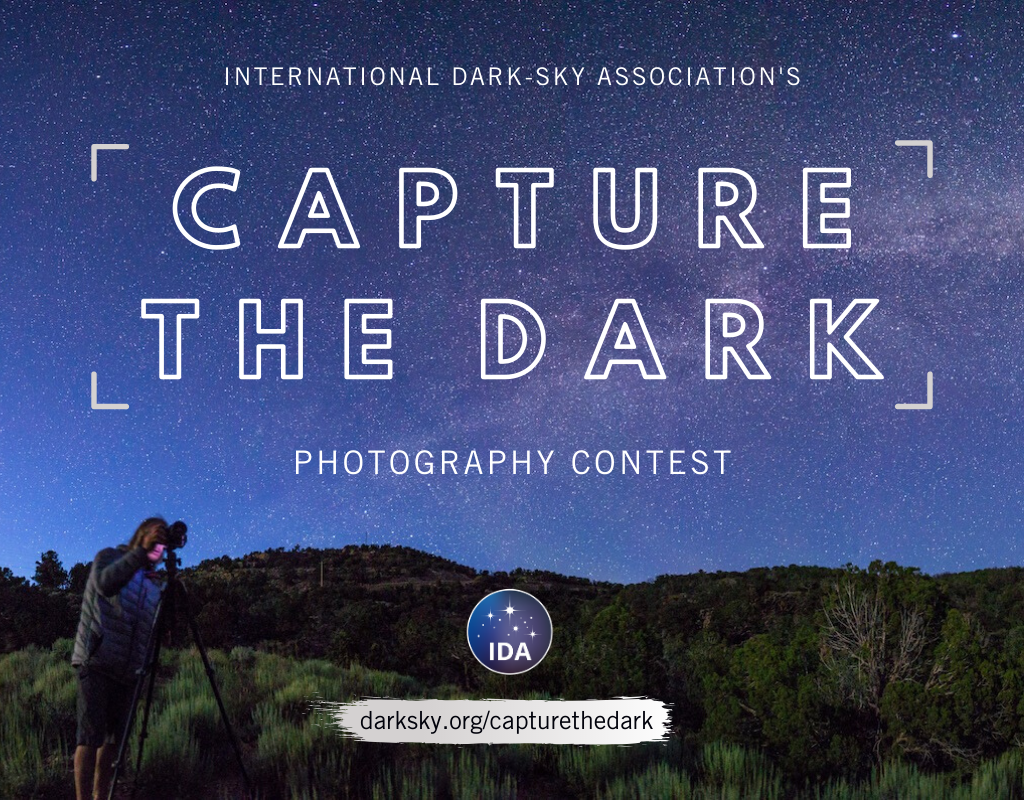 Enter IDA's 'Capture the Dark' Photography Contest Image