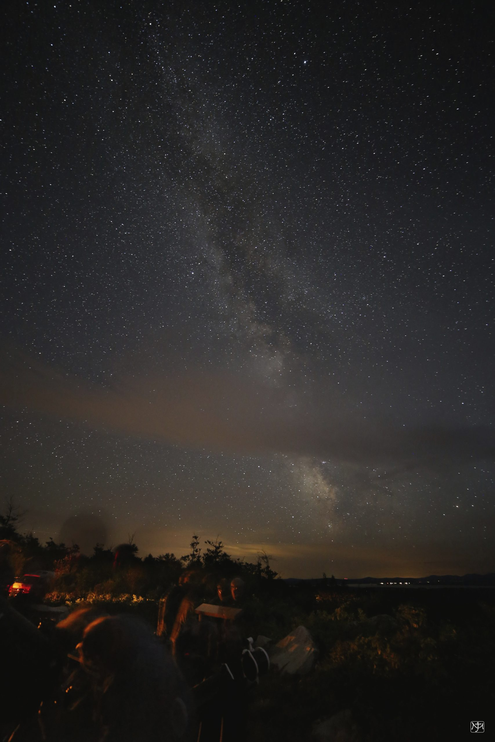 Katahdin Woods and Waters National Monument Certified as International Dark Sky Sanctuary Image