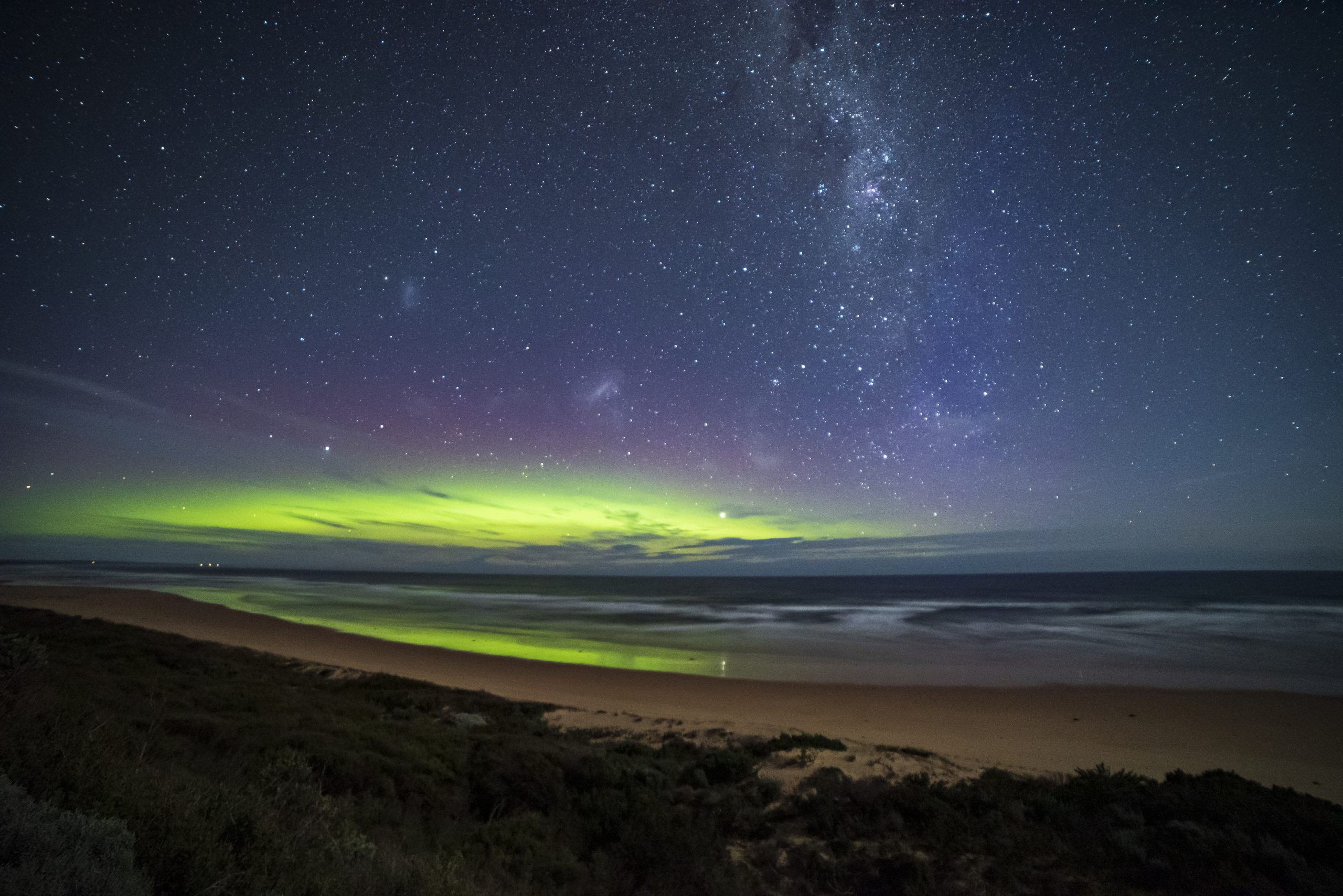 Help Map Light Pollution and Set a World Record Image