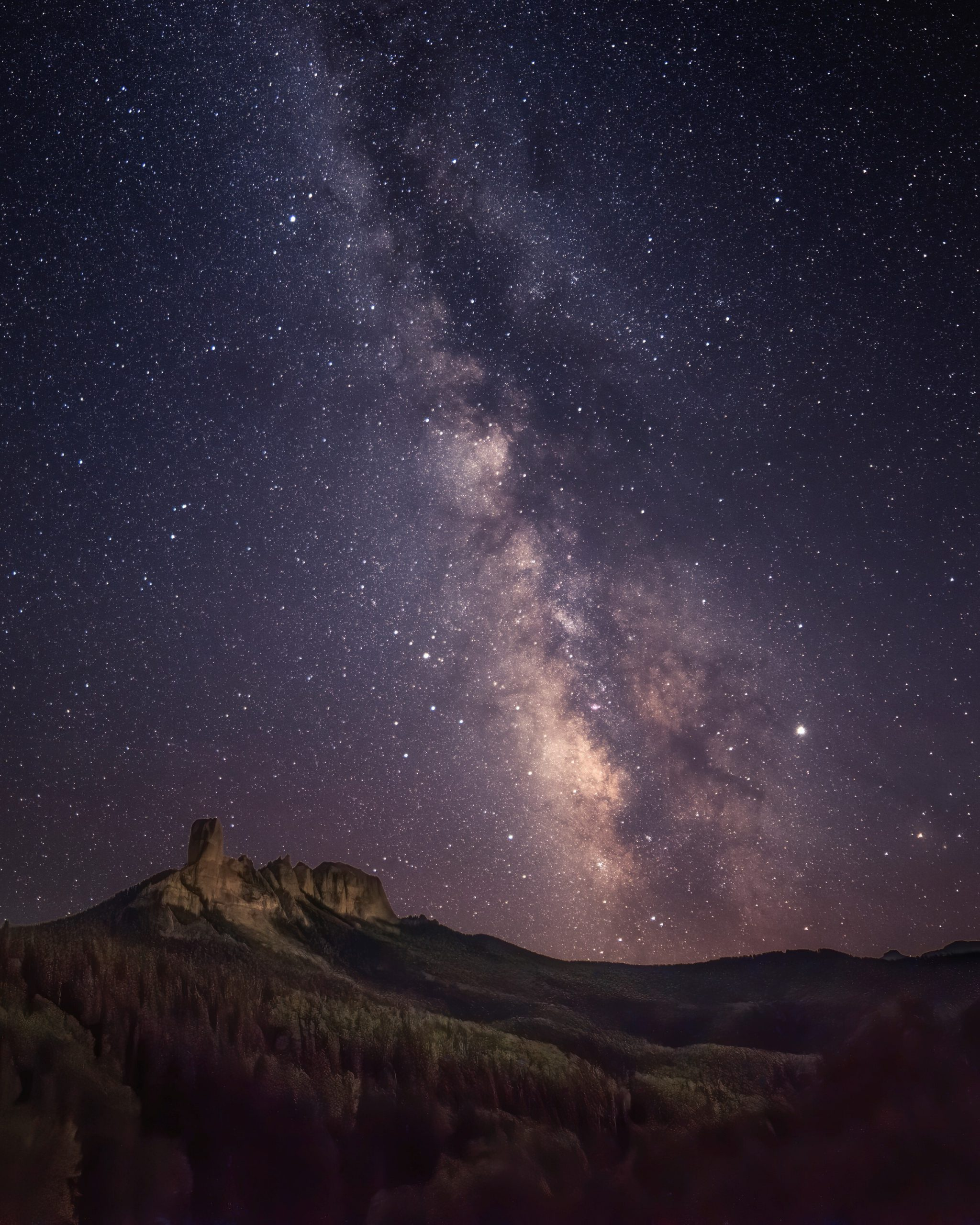 Ridgway, Colorado Tapped with International Dark Sky Community Designation from International Dark-Sky Association Image