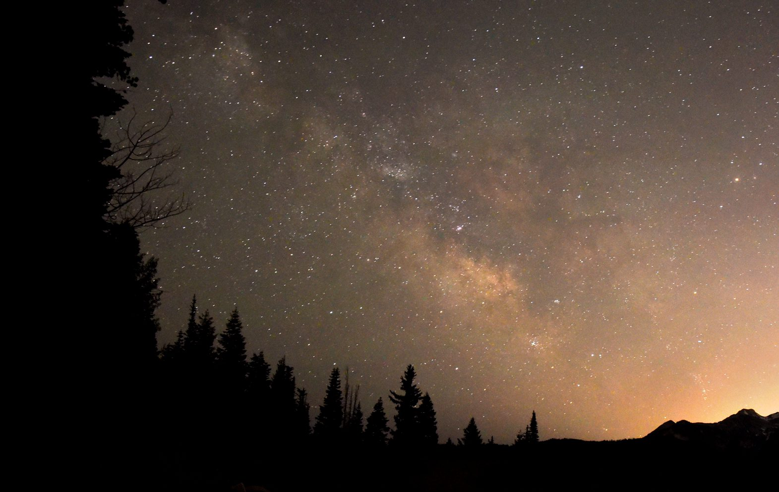 Timpanogos Cave National Monument Named Second Urban Night Sky Place Thumbnail