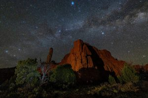 Milky Way Over Kodachrome Basin State Park photo by Ryan Andreasen
