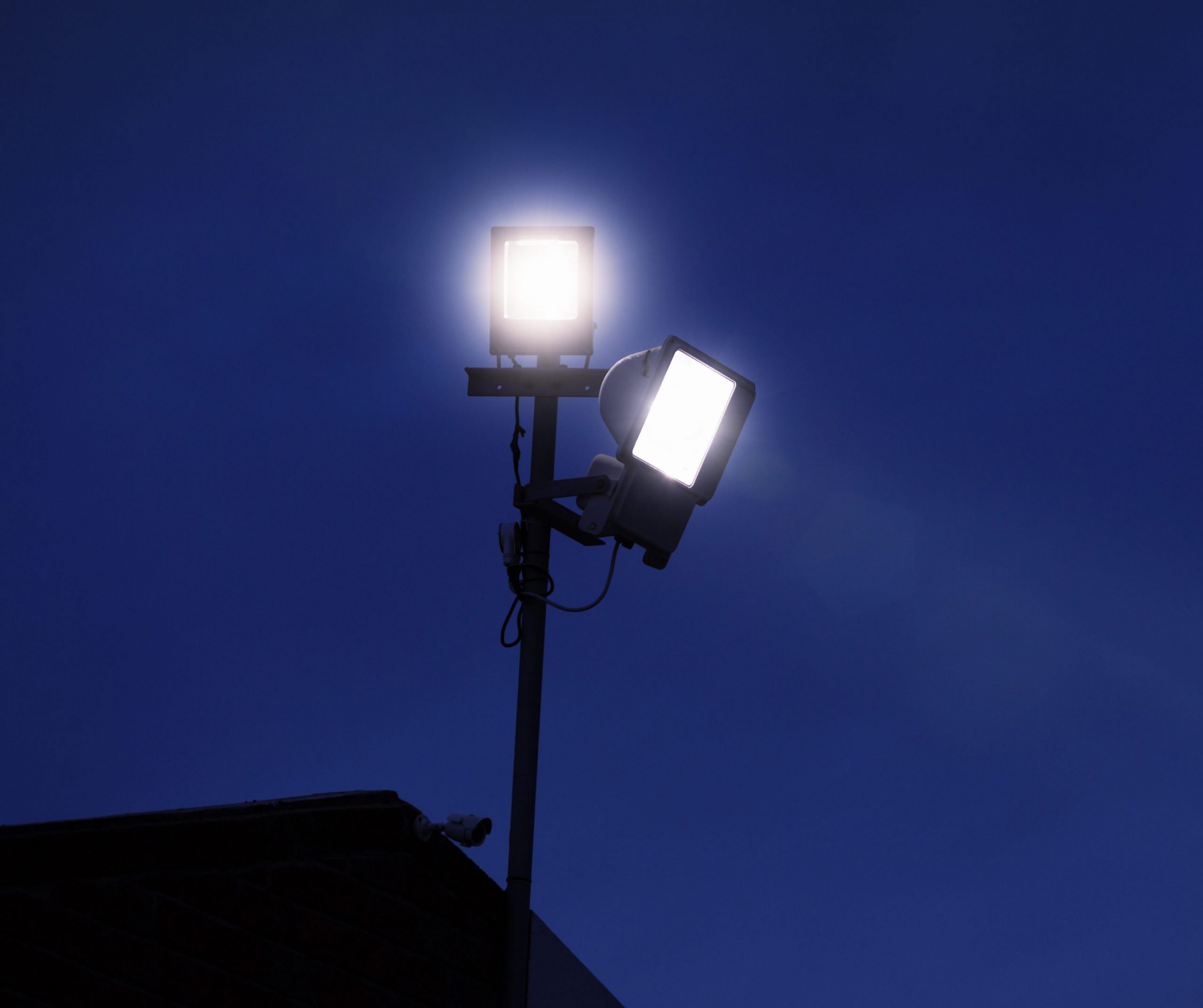 Light pollution impacts on the Black community