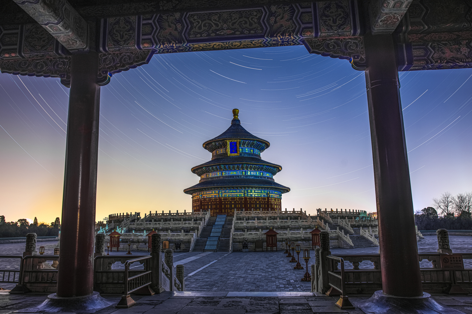 Temple of Heaven in 600 years